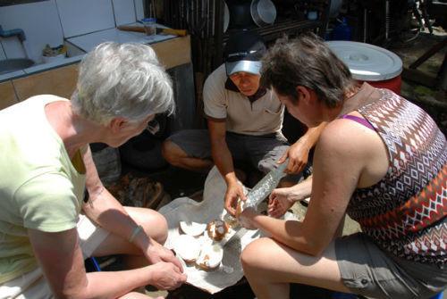 Apprendre à fabriquer l'huile de noix de coco