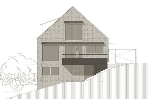 Einfamilienhaus Sanierung Bregenz