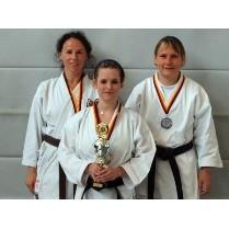 Petra Frosch, Anna-Maria Hanßler, Ilona Bitzer