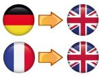 Deutsch nach Englisch