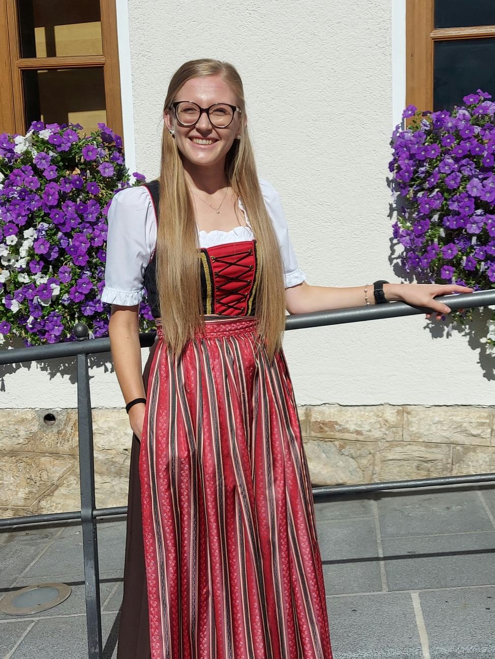 Jugendreferentin Teresa Grünwald
