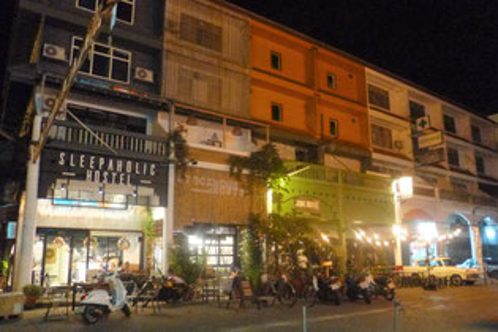 Hostels Backpacking Thailand 3 Wochen