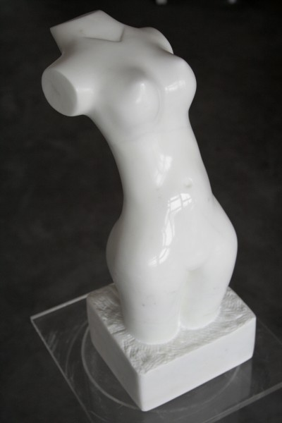 Female torso (35cm)