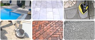 Poloreinigung, Steinreinigung, Marmor polieren, Reinigungen im Außenbereich, Kärchern