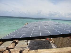 Caohagan Island Off-grid System