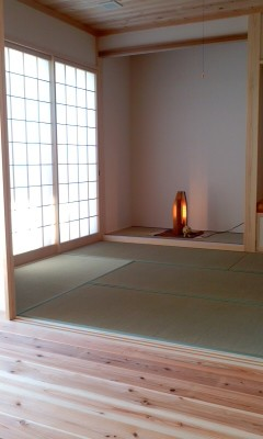 Japan-style room