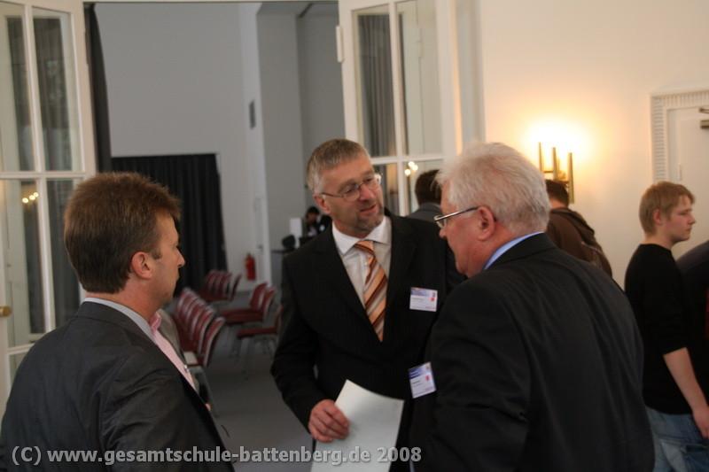 Im Gespräch mit H. Rockstroh und Reinhold Gaß