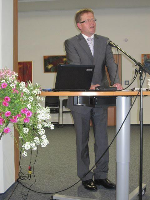 Herr Bürgermeister Horsel