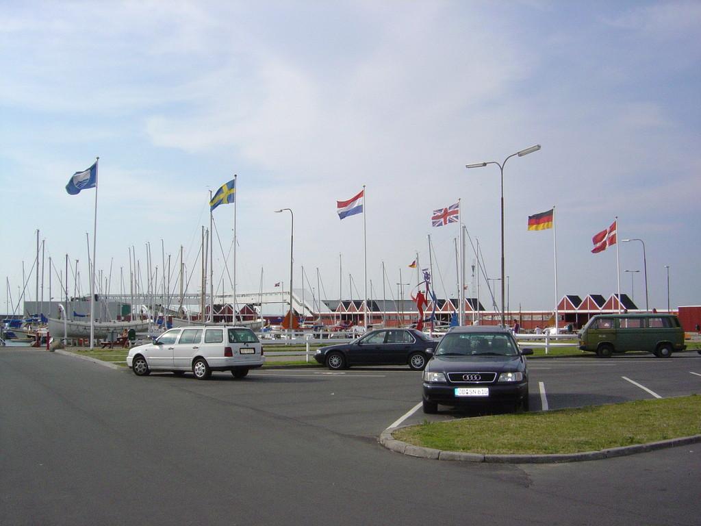 Bagenkop, 1. Hafen in Dänemark