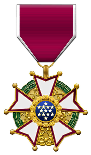 Legión del merito/Legion of merit