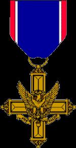 Servicio Distinguido/Distinguished Service