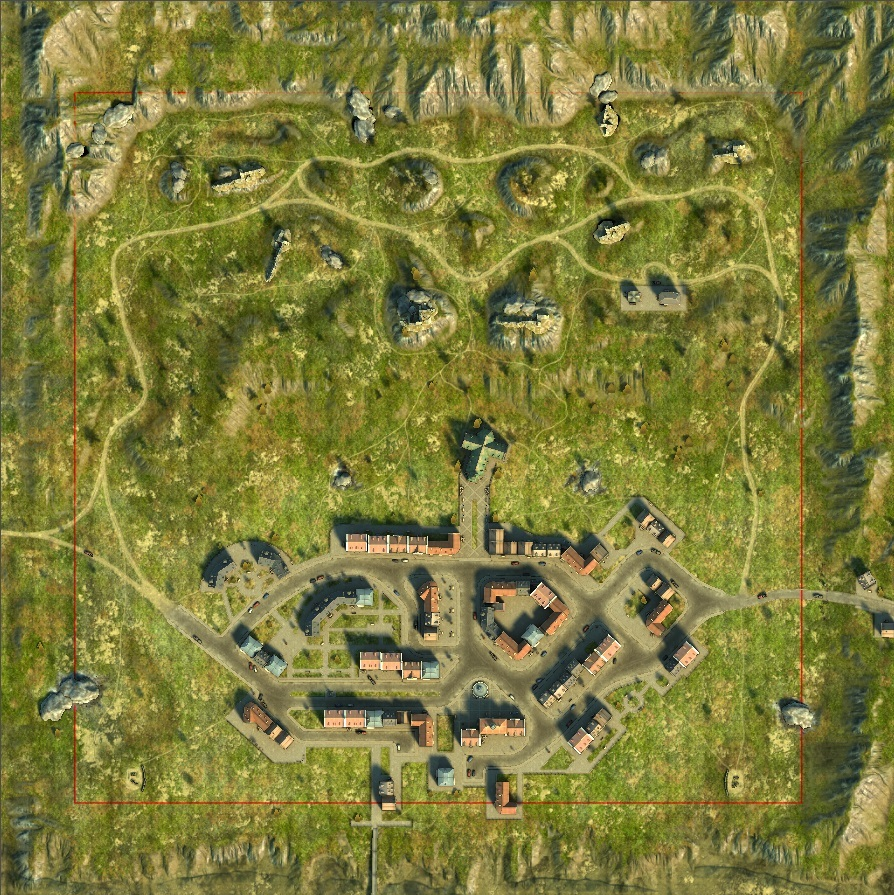 Middleburg map 2.5