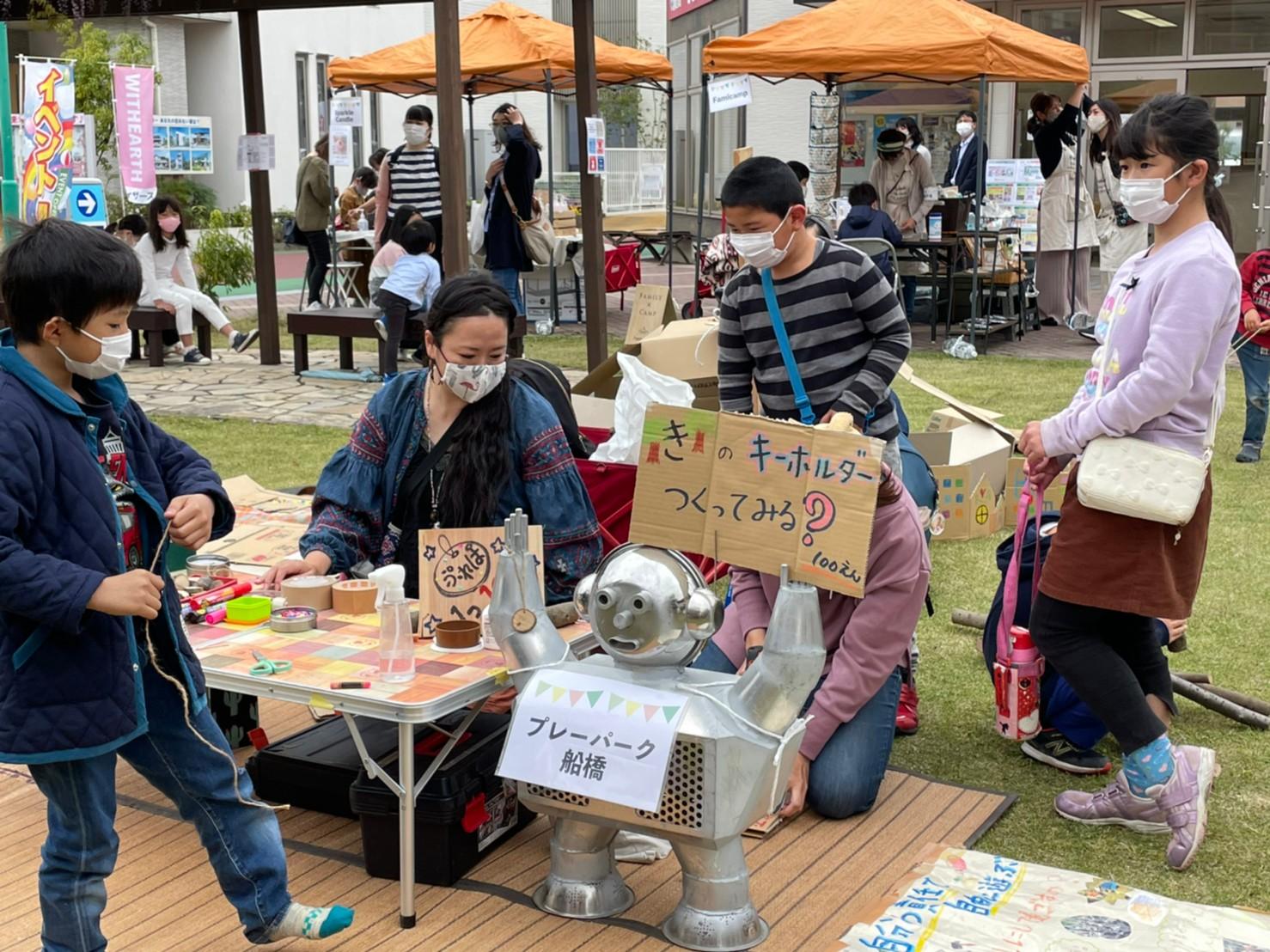 船橋総合住宅展示場で「第3回ほっこりマルシェ」開催!今後のおススメイベント情報もピックアップ♪