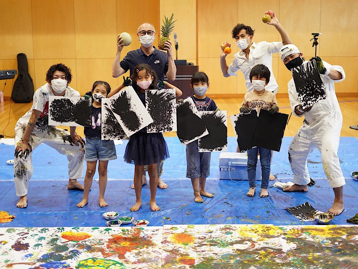 「船橋のなし」が主人公のご当地ミュージカルライブ映像配信、船橋ゆかりのアーティストの生ライブやミュージカルで子どもたちに夢と希望を届ける