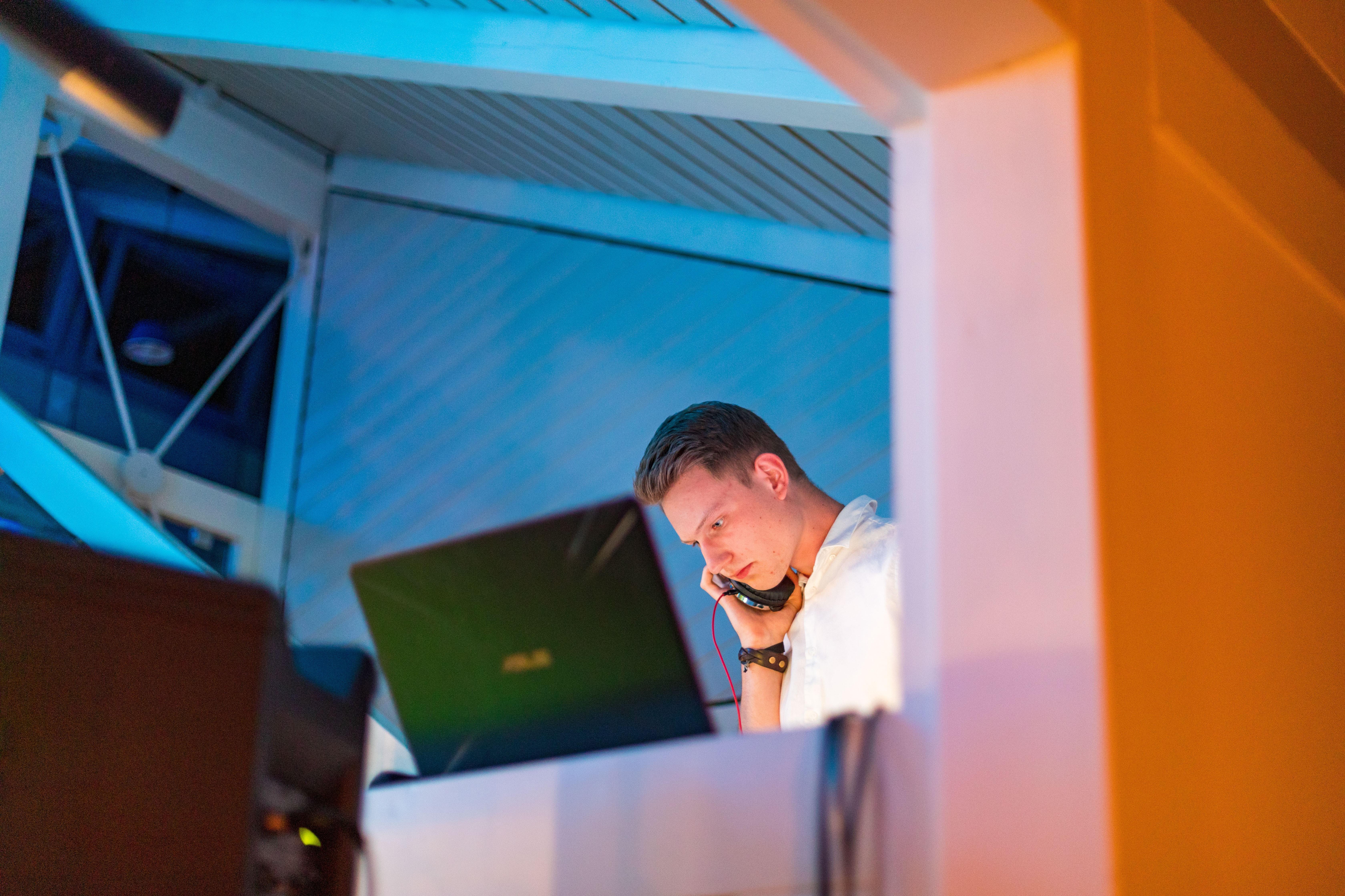 Musikkenntnis von DJ Jan