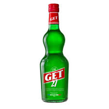 Bouteille de Get27