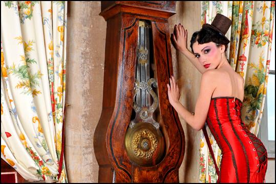 Valentina C. Foto per Gothic Time.com III SERIE 4
