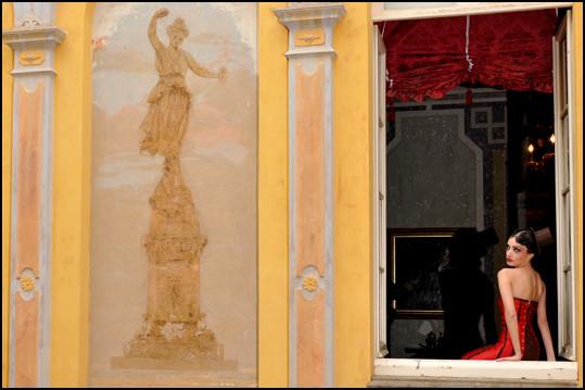 Valentina C. Foto per Gothic Time.com III SERIE 5