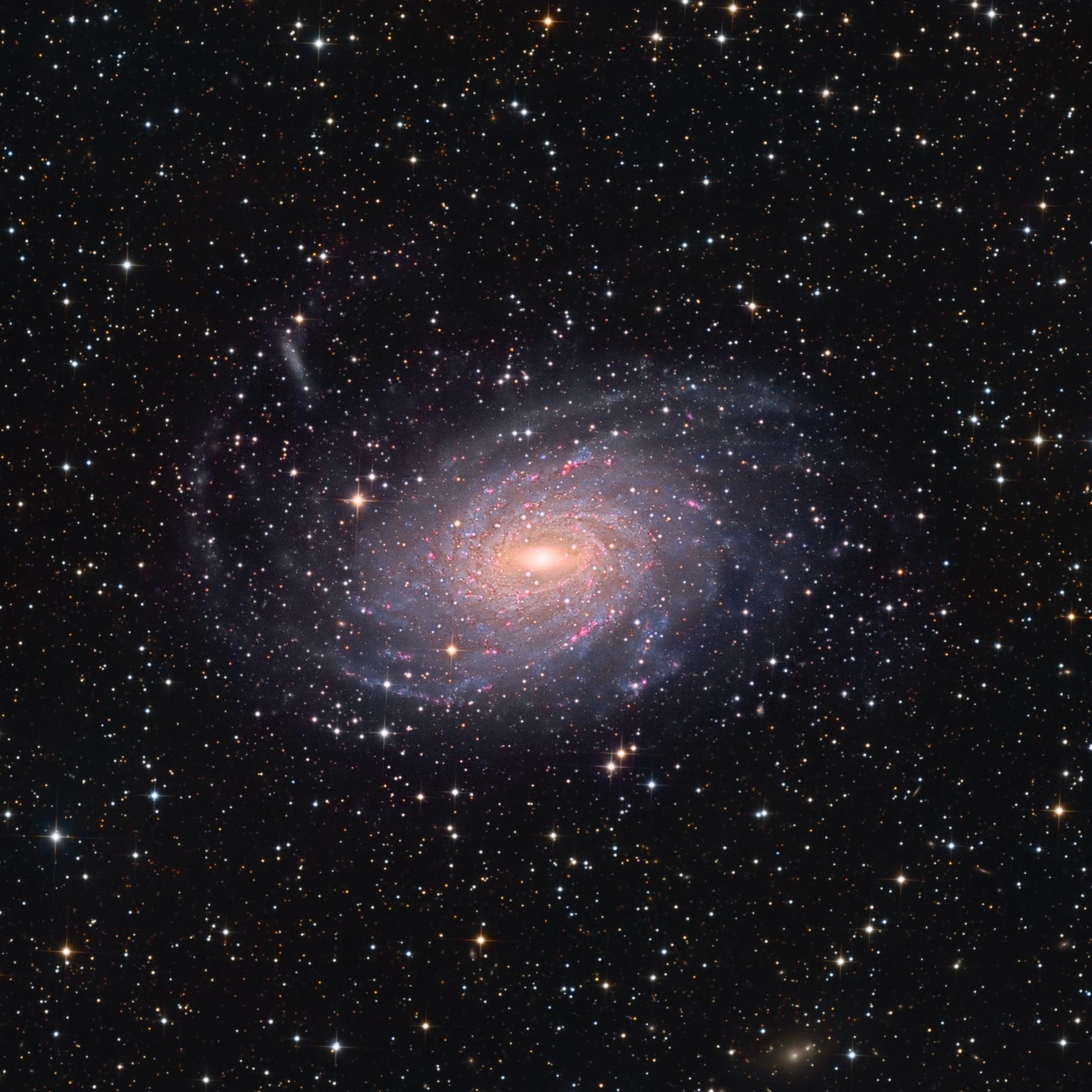 NGC 6744, T355, Sadr Chili, Arnaud