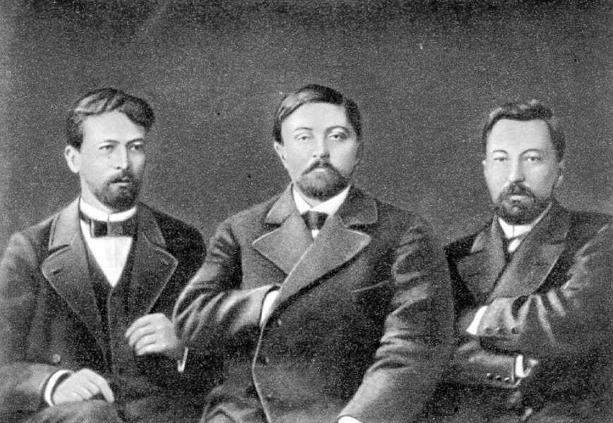 Чехов изготовление портрета с фото