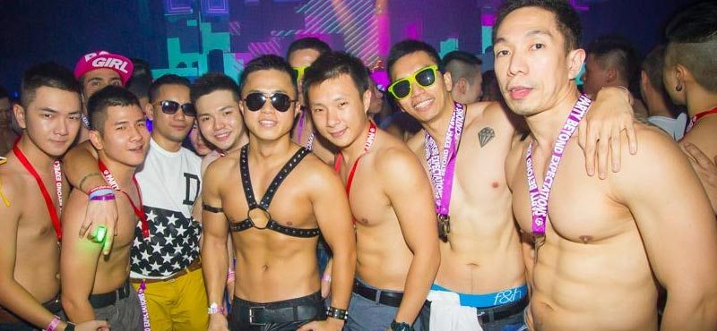 Gay Nightlife Bangkok