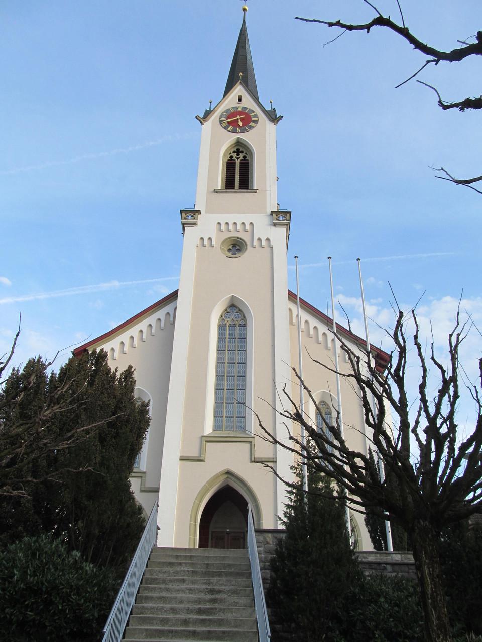 Katholische Kirche Nottwil