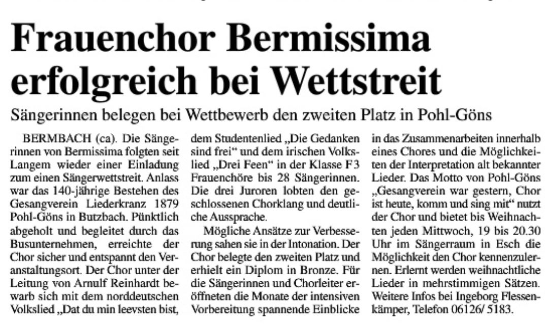 Bad Camberger Anzeiger, 24. Oktober 2019