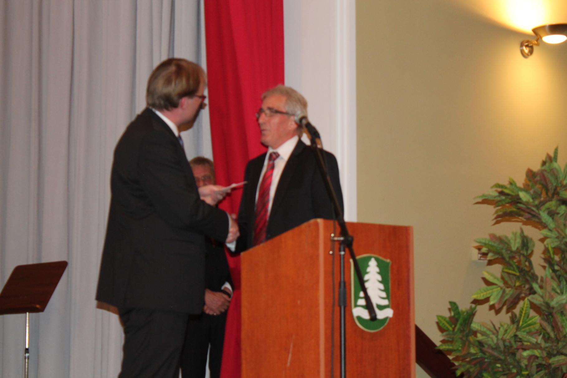 Festansprache Vorstand- Norbert Mohr