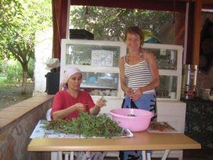 Salat machen