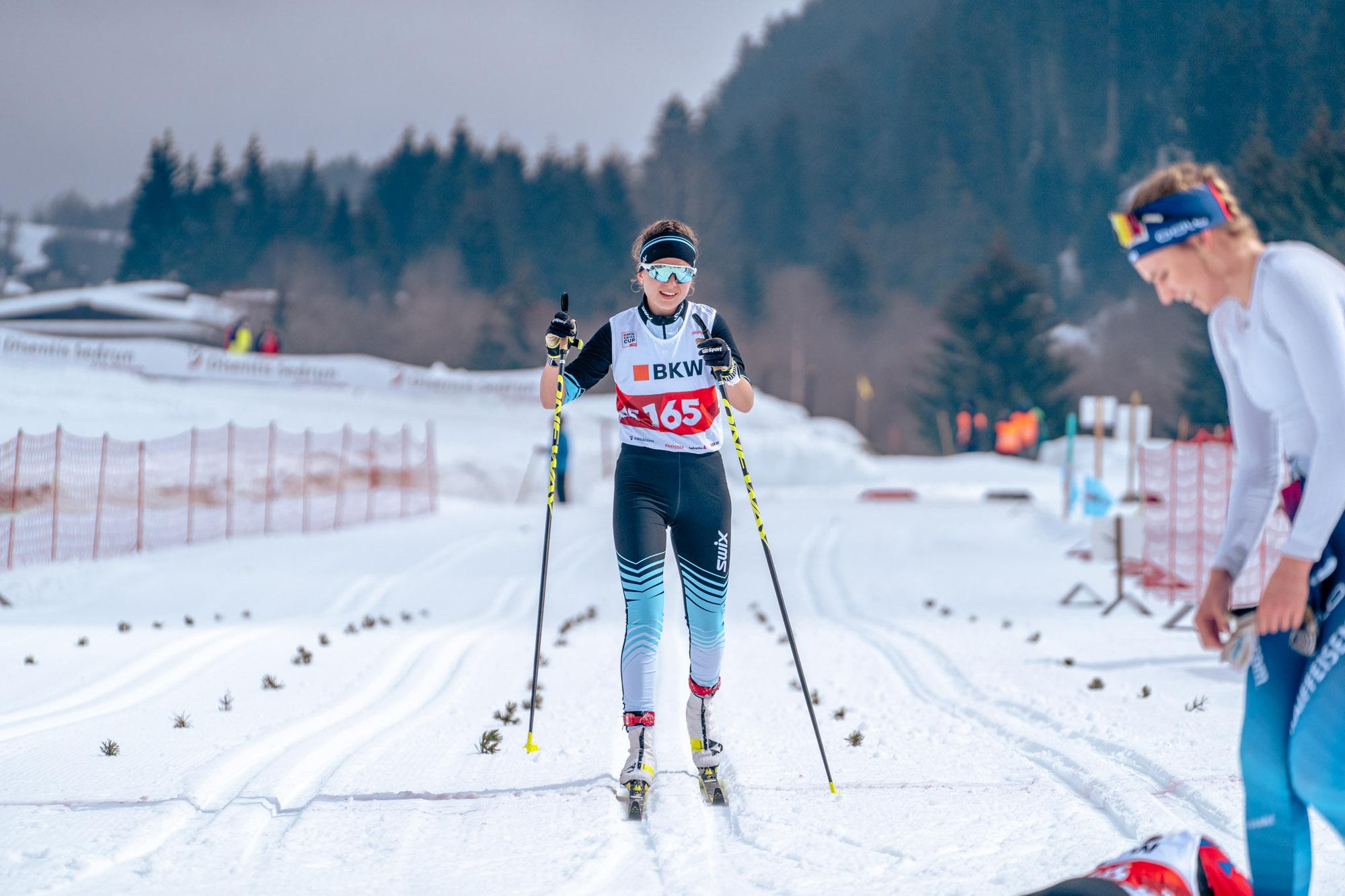 Langlauf-Schweizermeisterschaften in Sedrun