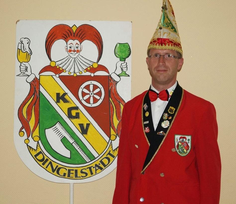 Vizepräsident für Vereinsrecht & Weiterbildung /Jugendleiter (zertifiziert LTK): Dirk Schneider