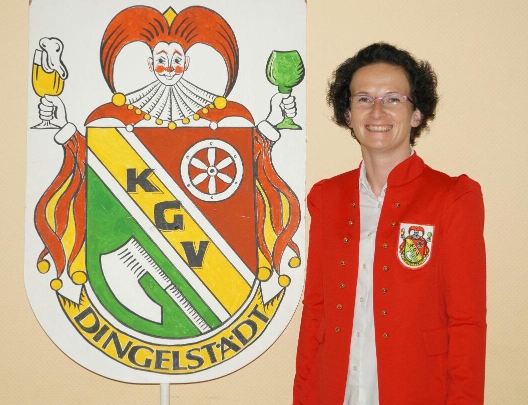 Beisitzerin für Tanzsport / Programmdirektorin: Jacqueline Roth