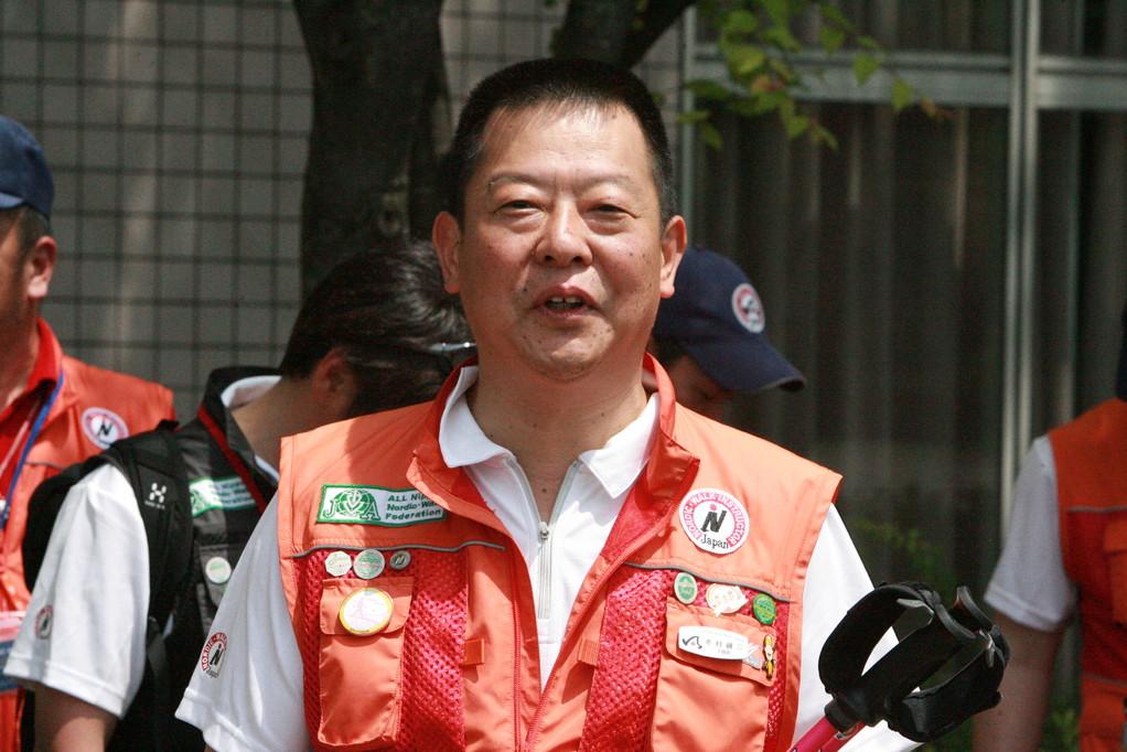 木村健二本部長