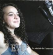 """le 1er album d'Eve Cadet : """"la vérité de l'amour"""""""