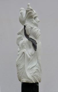 """Carrara Marmor """"Die Gedanken sind frei""""        2.500.-€"""