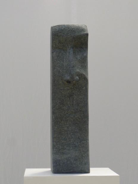 """Hessischer Diabas, """"Moai"""""""