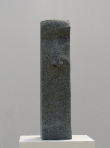 """Hessischer Diabas, """"Moai""""            950.-€"""