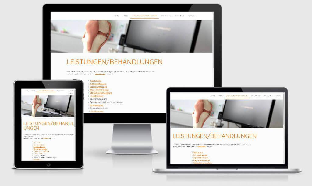 Arbeitsprobe https://www.orthopaedische-praxis-feldkirchen.de/leistungen-behandlungen/