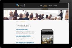 Webseite TYWI