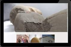 Webseite Atelier Barbara Wolf
