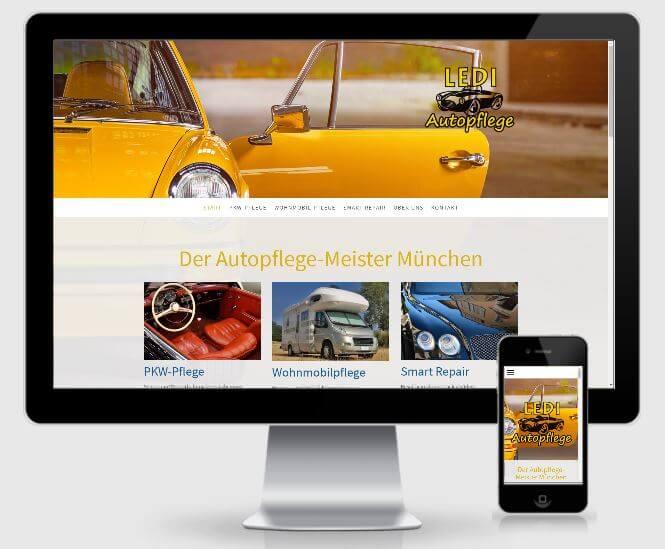 Referenz https://www.ledi-autopflege.de/