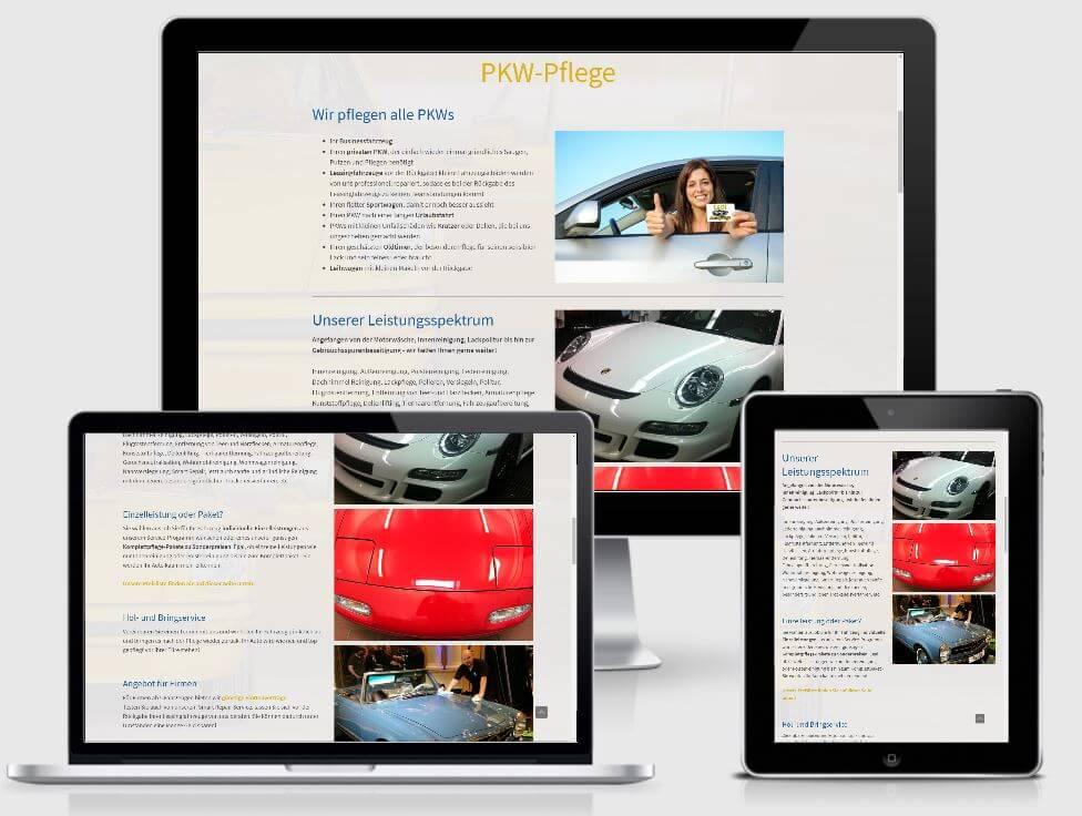 Arbeitsprobe https://www.ledi-autopflege.de/pkw-pflege/