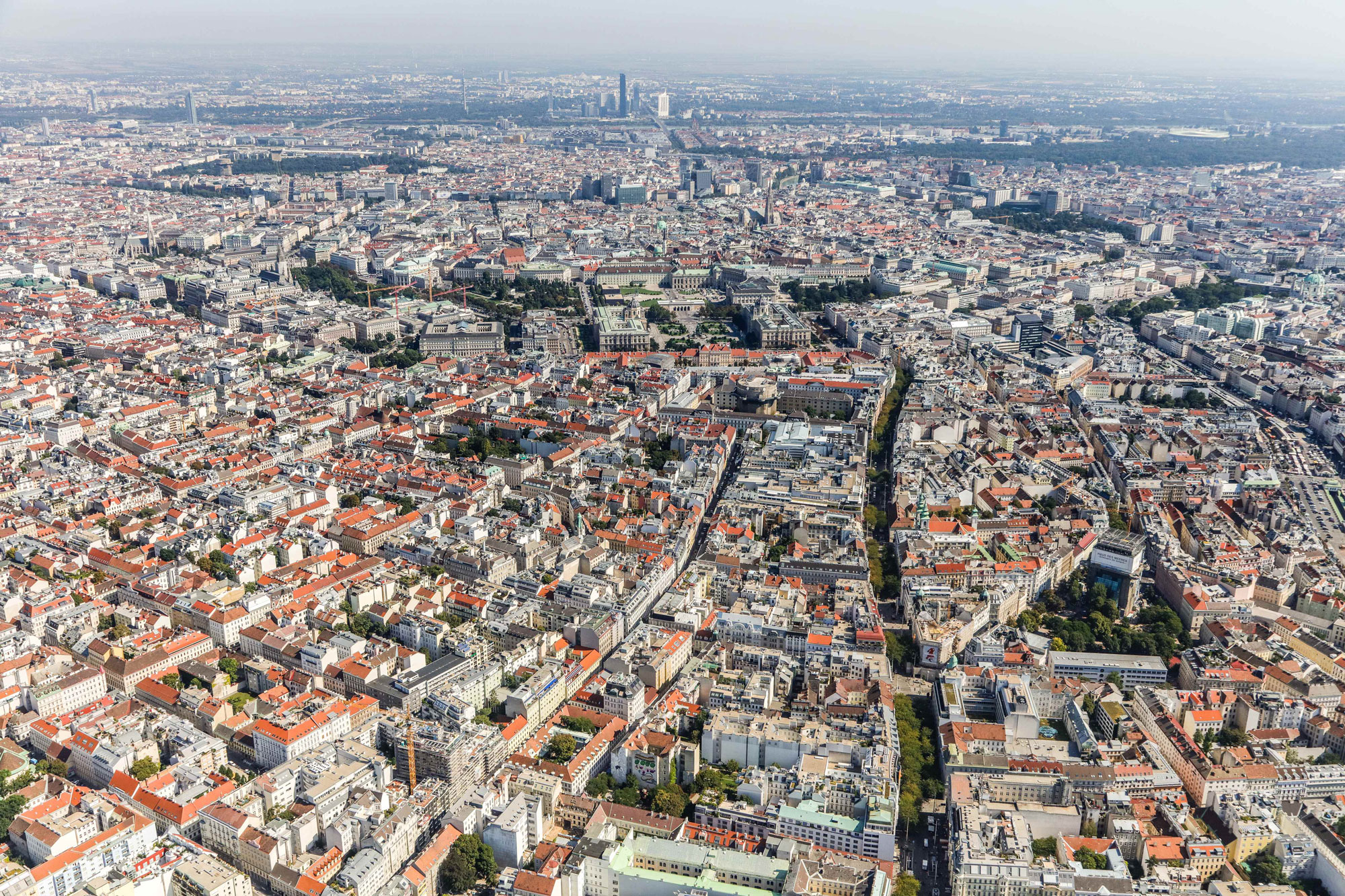 Öffentliche Daseinsvorsorge in Wien: Wohlstand und Lebensqualität für die gesamte Region