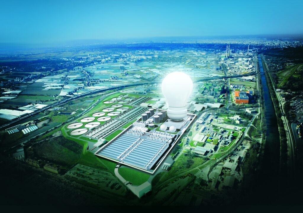 Effiziente Daseinsvorsorge in Wien: Da wird kein bisschen Energie verschwendet!