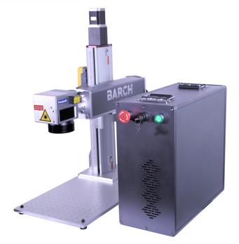 Laser MOPA grabadora de metales