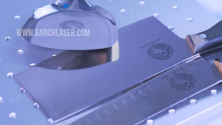 Maquina laser para grabado de metal