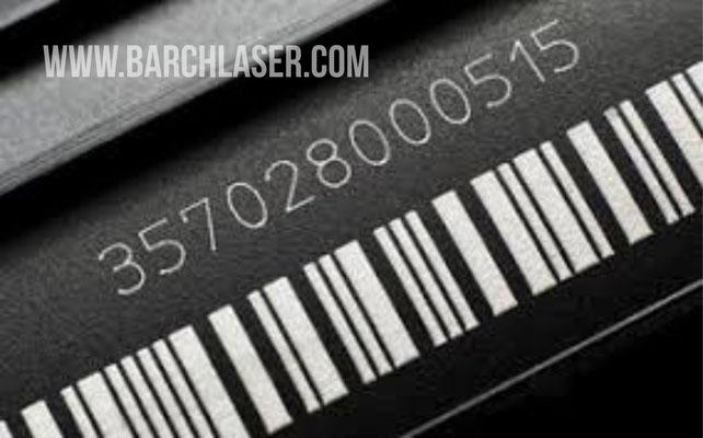Grabado laser codigos de barra