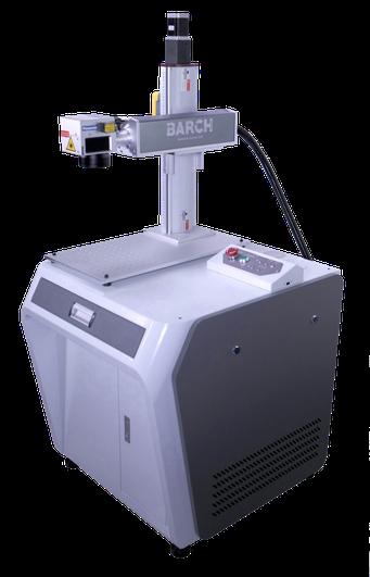Maquina laser de grabado fibra optica