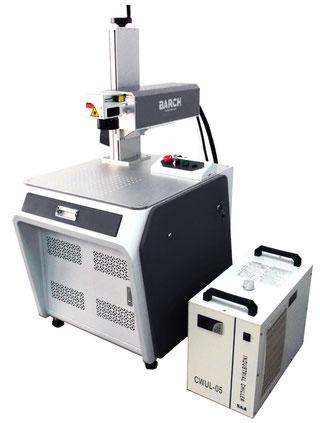 Grabadora UV laser