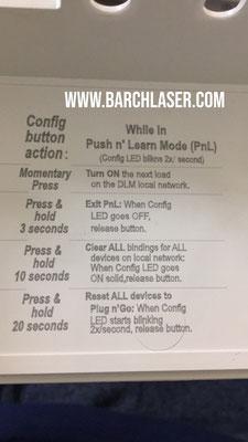 Grabadora laser de plastico